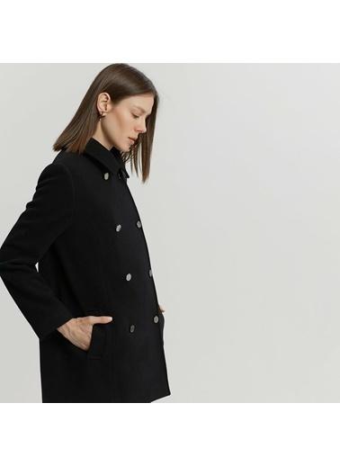 Yargıcı Palto Siyah